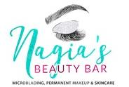 Nagia's Beauty Bar Logo