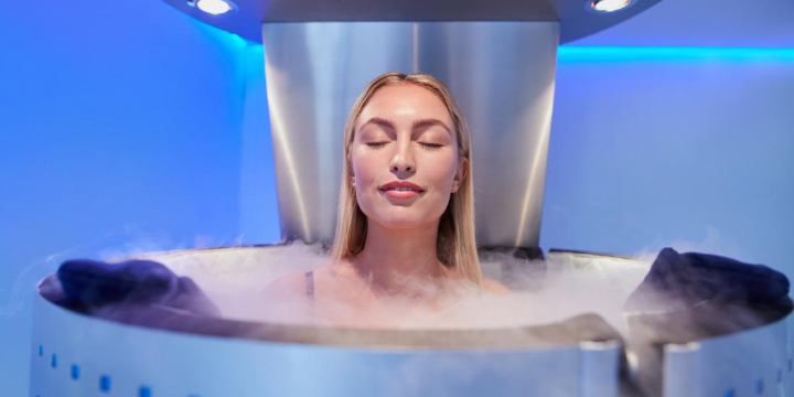 Only $20 for a Cryo or Normatec Massage Session  - Partner Offer Image