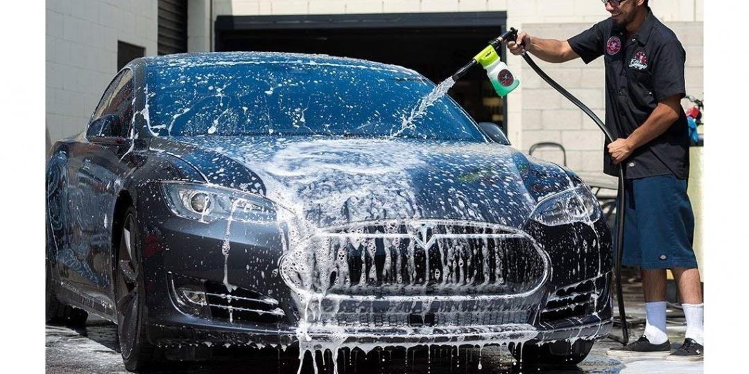 Supreme Wash for sedan $23 (Save $3) offer image