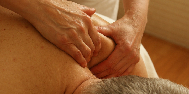 FREE 30 min massage for NEW members offer image