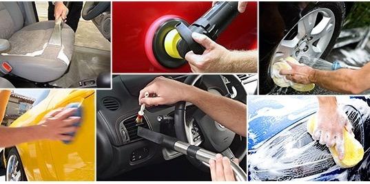 Full Detail Service for Sedan $126 (Save $15) offer image