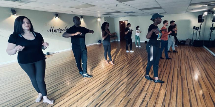 STUDENT SPECIAL: $50 off your first cycle of dance classes (8-week cycle) offer image