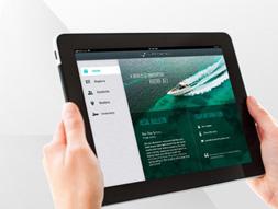 Regal Boats Dealer iPad App