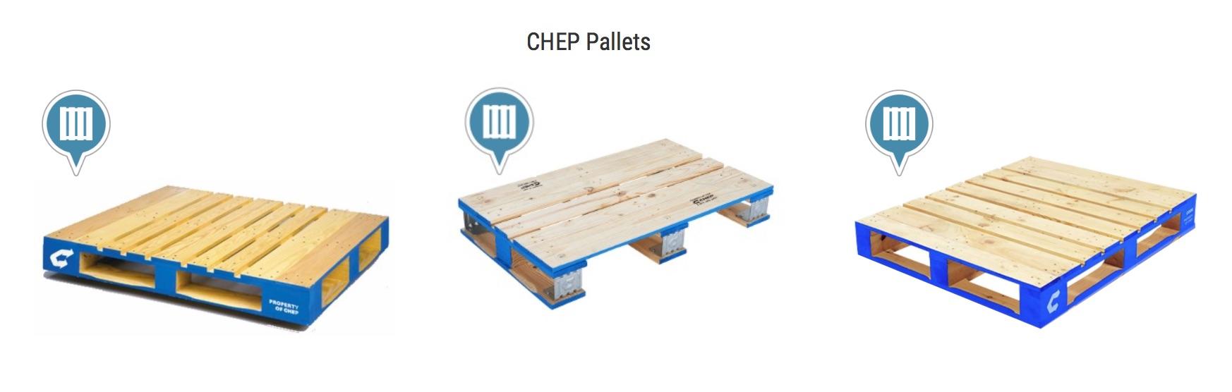 CHEP Pallets