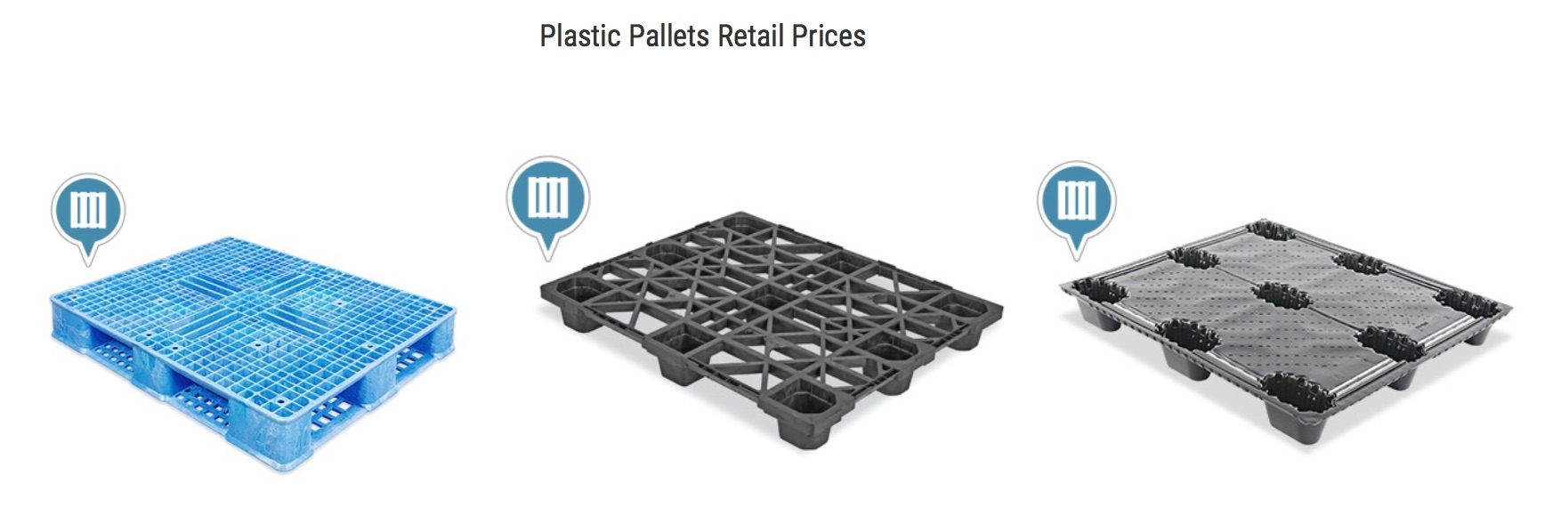 Plastic Pallet Prices
