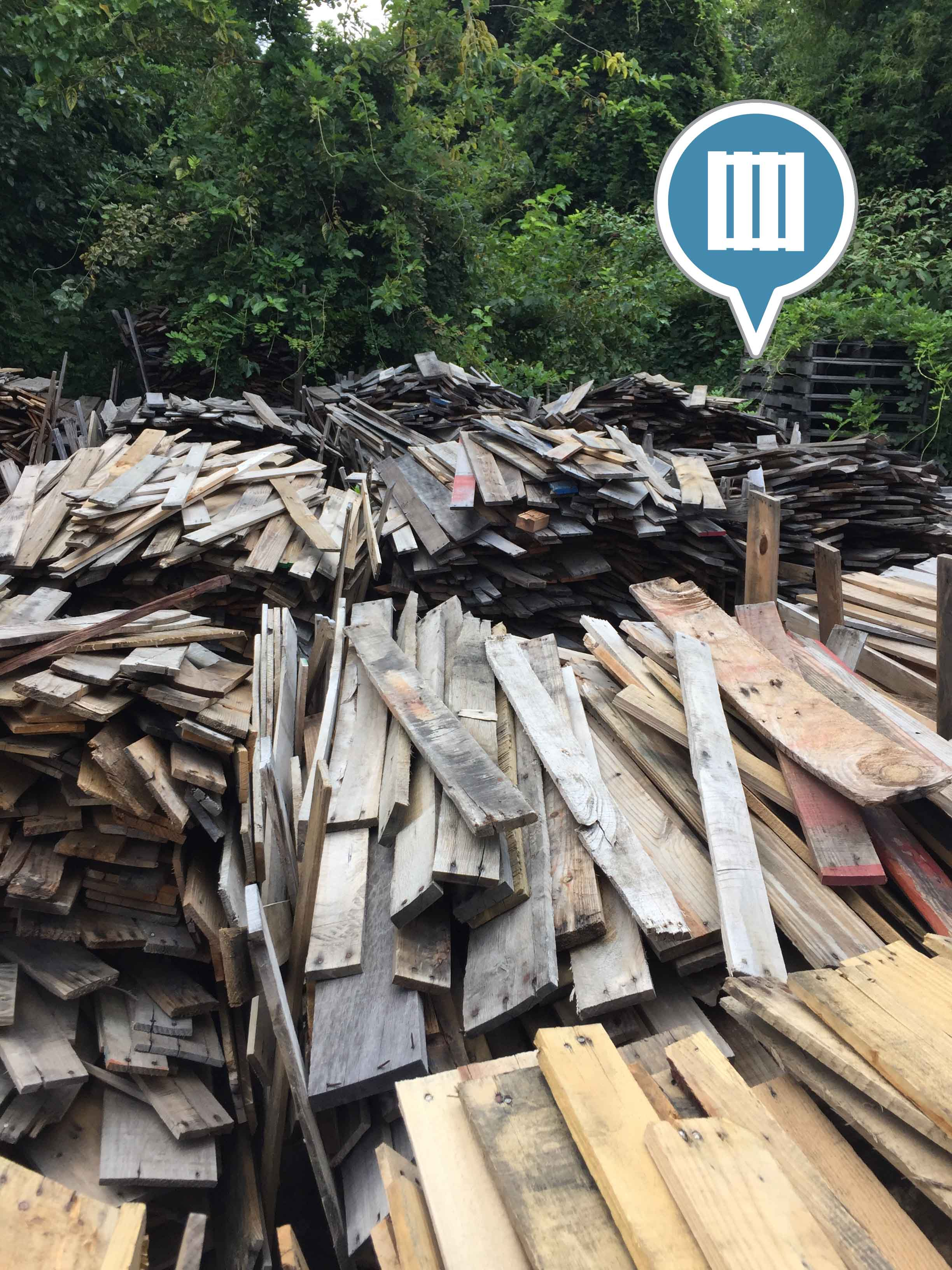 Recycling Wood Pallets To Prevent Deforestation