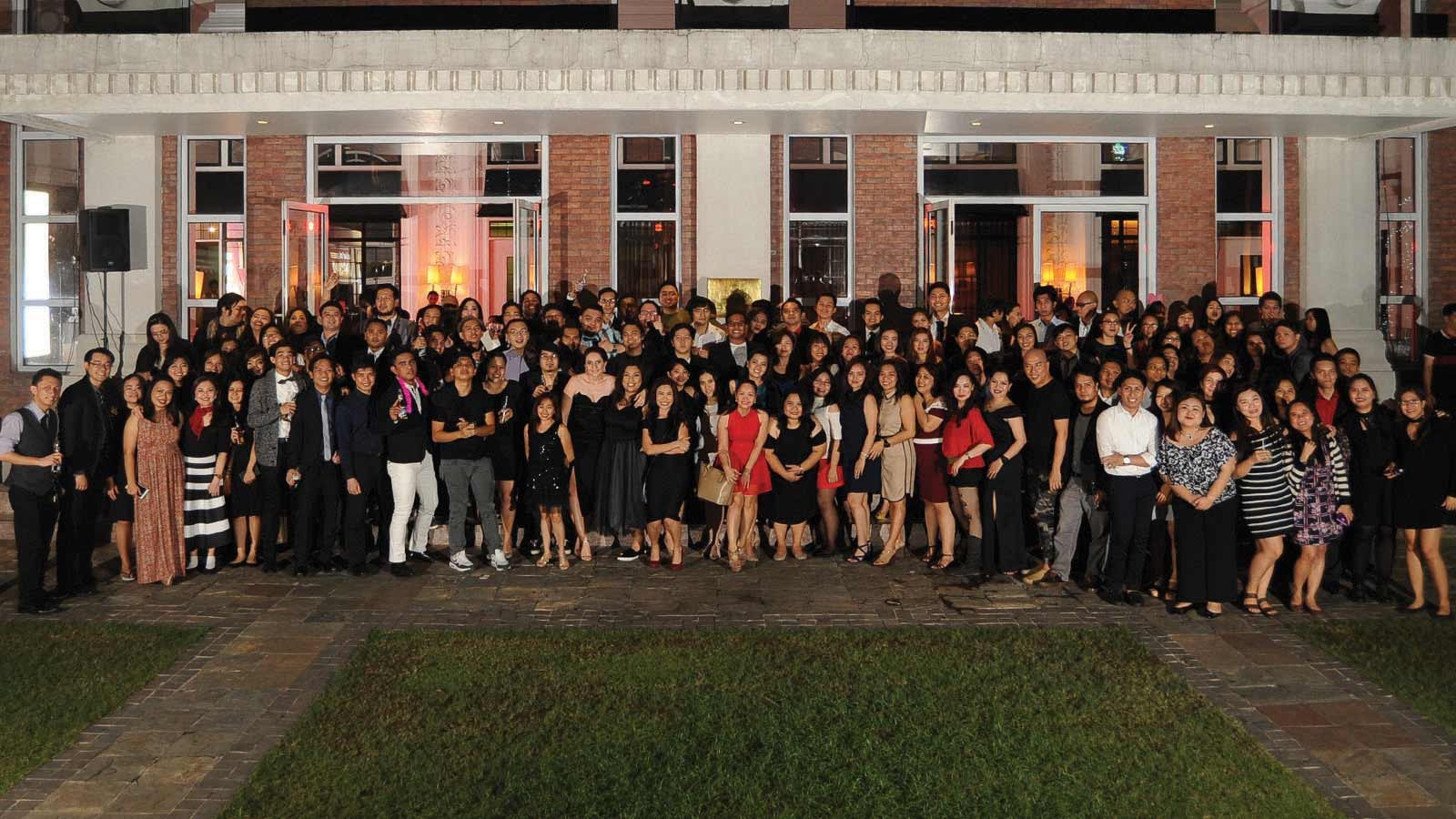 The 2016 Diversify Christmas Party