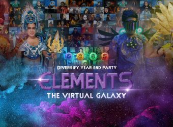 Diversify's Virtual Year End Event