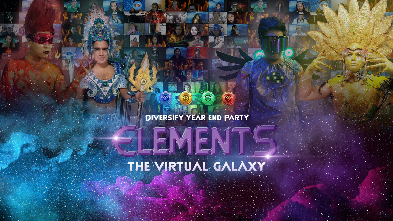Diversify's Virtual Year-End Event
