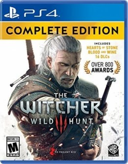 The Witcher 3: Wild Hunt - Games review