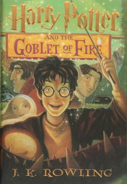 Harry Potter and the Goblet of Fire by J.K. Rowling - Book Review