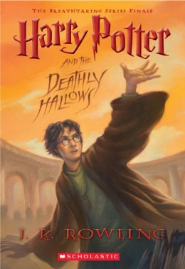 Harry Potter and the Deathly Hallows by J.K. Rowling - Book Review