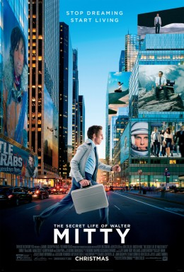 The Secret Life of Walter Mitty - Movie Review
