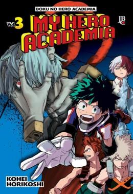 My Hero Academia: Boku no Hero Academia - Vol.3 - TV Series Review