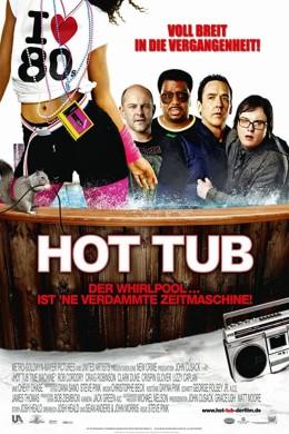 Hot Tub Time Machine - Movie Review