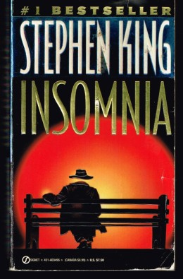 Insomnia by Stephen King - Book Review