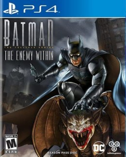 Batman The Enemy Within - PS4 - Game Reviews