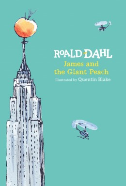 James and the Giant Peach by Roald Dahl - Book Review