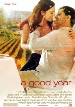 A Good Year - Movie Review