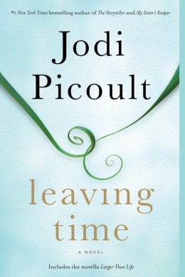 Leaving Time by Jodi Picoult - Book Review