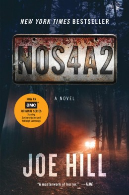 NOS4A2 by Joe Hill - Book Review