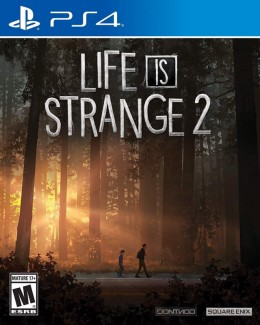 Life Is Strange - PS4 - Game Review