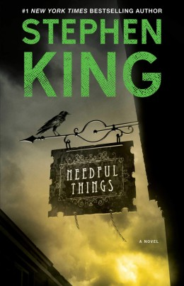 Needful Things by Stephen King - Book Review