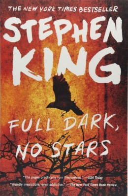 Full Dark, No Stars by Stephen King - Book Review