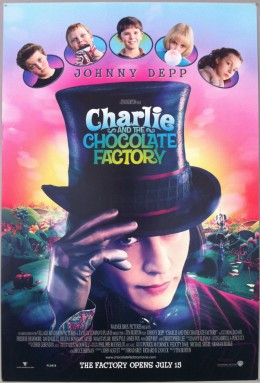 Charlie and The Chocolate Factory - Movie Review