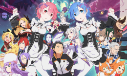 Re:ZERO -Starting Life in Another World - TV Series