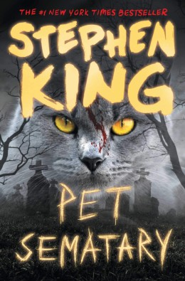 Pet Semetary by Stephen King - Book Review