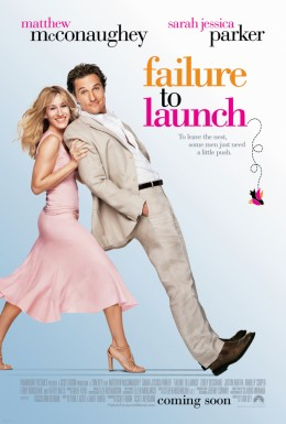 Failure to launch - Movie Review