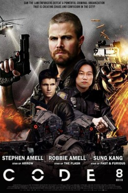 Code 8 - Movie Review
