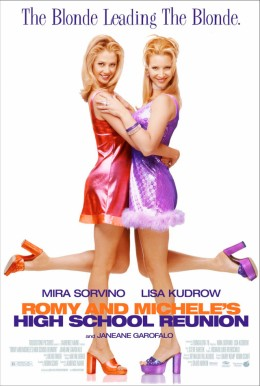 Romy and Michele's High School Reunion - Movie Review