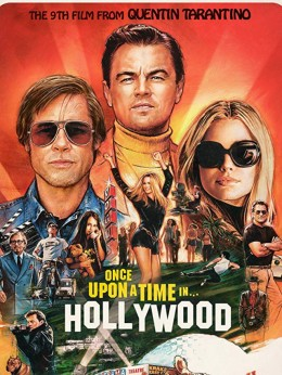Once Upon a Time in Hollywood - Movie Review