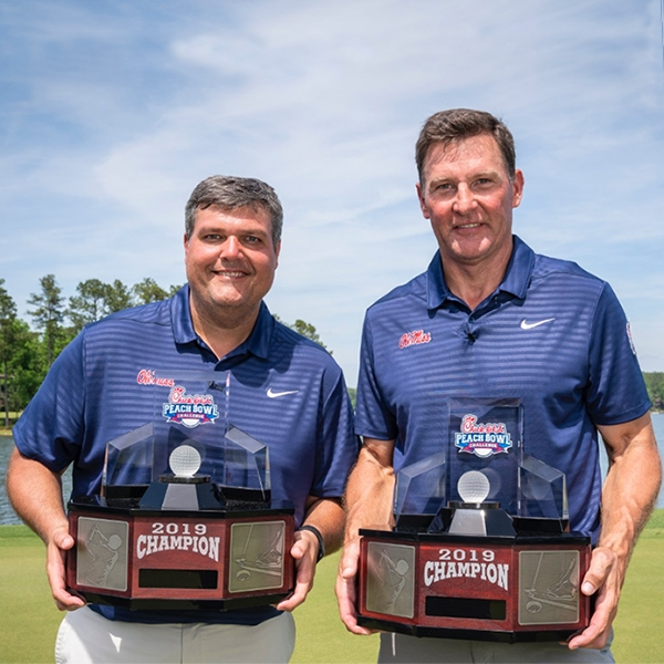Ole Miss Seals its Legacy at the 2019 Chick-fil-A Peach Bowl Challenge