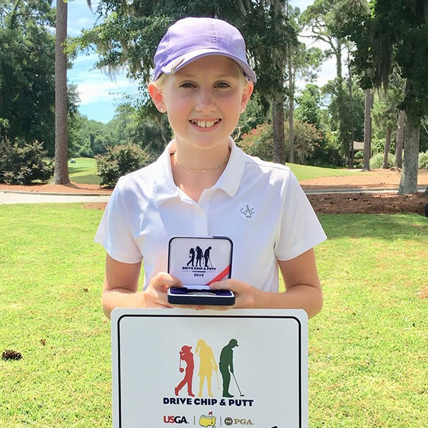 Junior Golfers on the Path to Augusta
