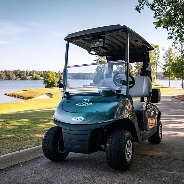Reynolds Lake Oconee To Use E-Z-GO Vehicles