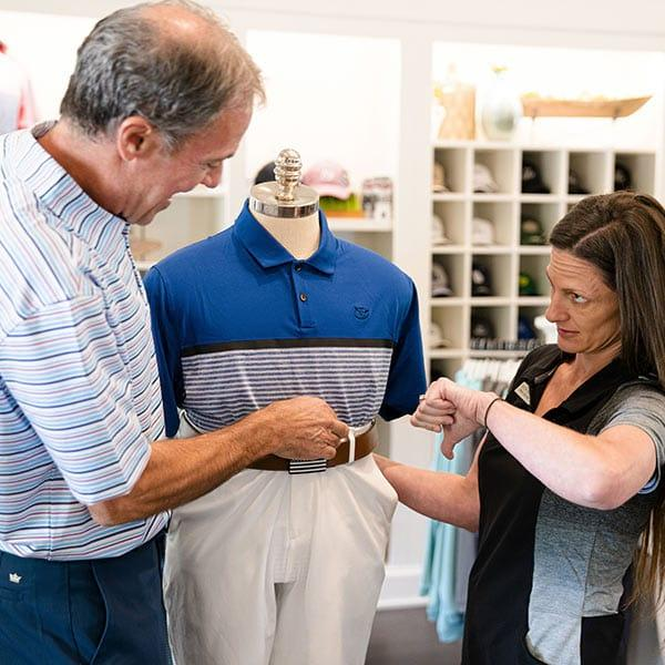 GOLF SHOPS AT REYNOLDS LAKE OCONEE WIN PLATINUM AWARDS