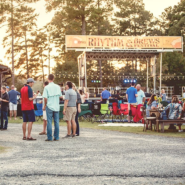 4th Annual Rhythm & Brews Festival Set for Late October; Music Lineup Announced
