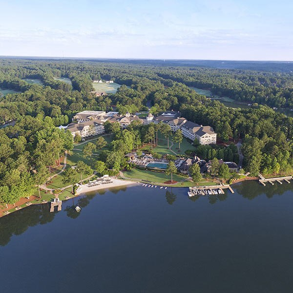 REYNOLDS LAKE OCONEE AMONG GOLF DIGEST EDITORS' BEST SOUTHEAST GOLF RESORTS