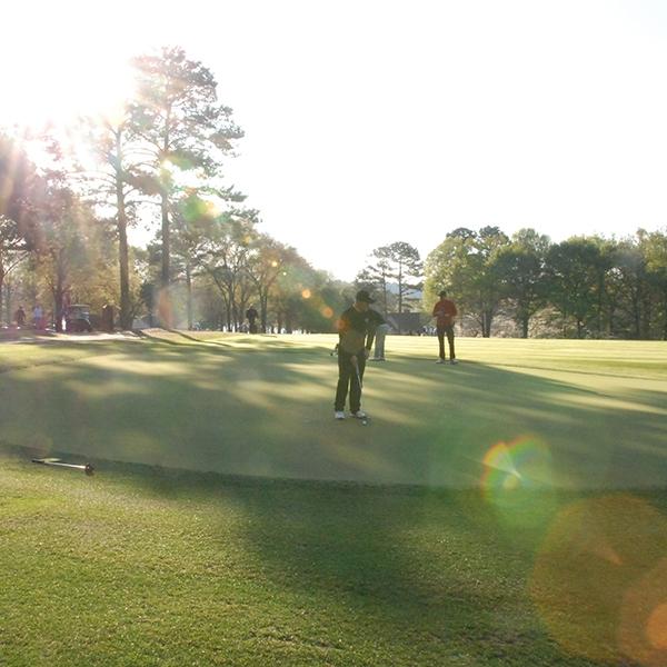 Gone Golfing: #SpringBreak2K19