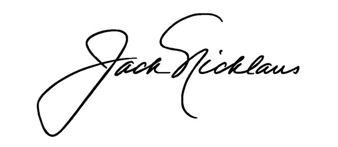 Jack Nicklaus Signature