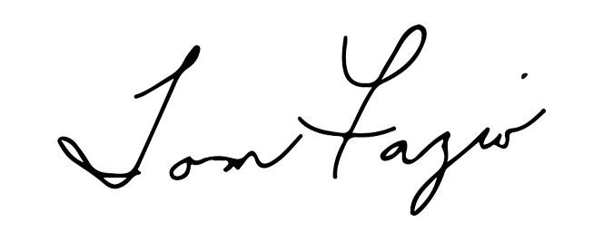 Tom Fazio Signature