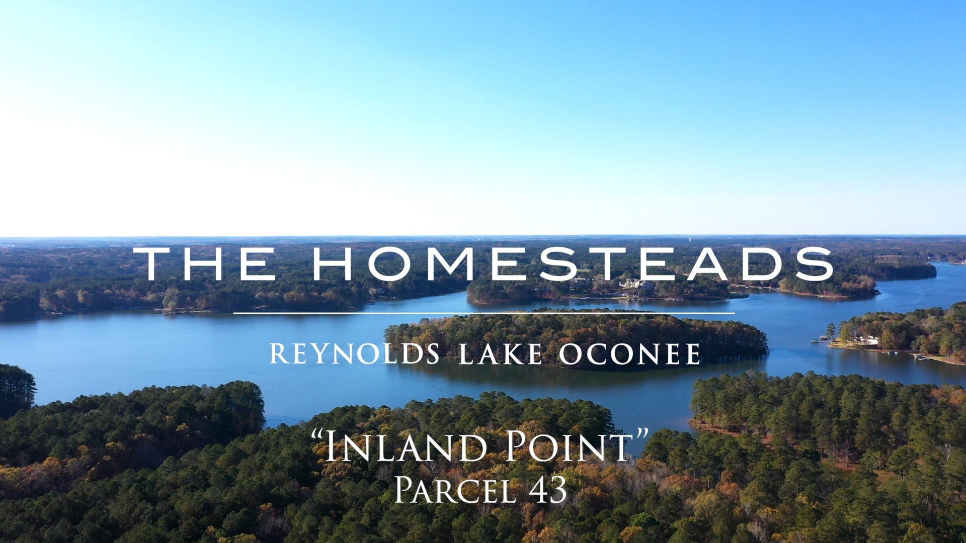 Parcel 43 Indland Point Title Slide