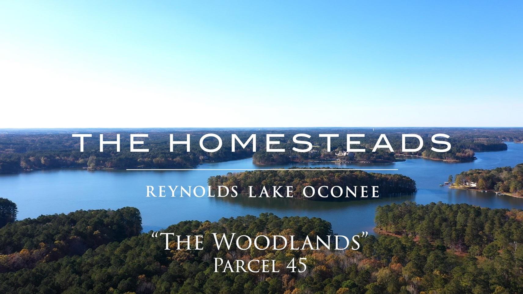 Parcel 45 The Woodlands Title Slide