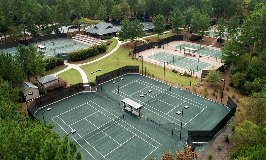 22 Lake Club Tennis