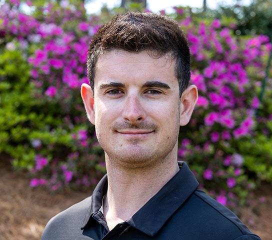 Aaron George headshot