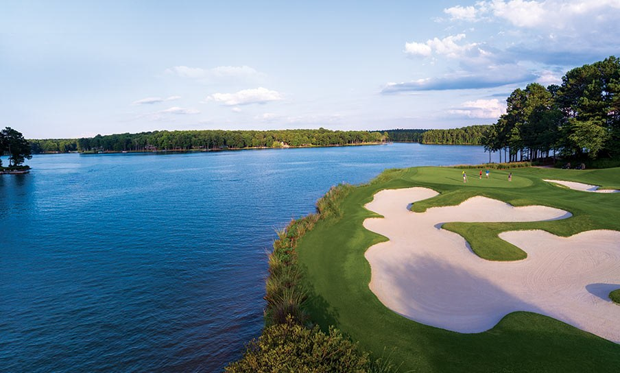 Golf Experiences Landscape Retina