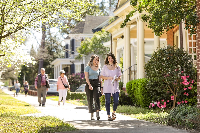 Milledgeville Historic Walking Tour